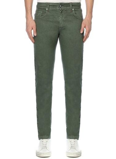 Marco Pescarolo Pantolon Yeşil